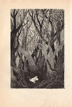 Moomin- Tove Jansson