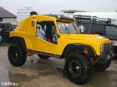 land rover tomcat