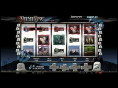 Vampire - Online Slot from Castle Casino http://www.castlecasino.com/online-slots/vampire-slot