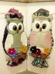 Resultado de imagen para puxa saco moldes facebook Quilting Projects, Quilting Designs, Sewing Projects, Owl Patterns, Quilt Patterns, Owl Crafts, Diy And Crafts, Fabric Crafts, Sewing Crafts