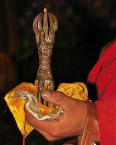 Yeshe Tsogyal's dorje