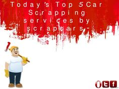 Today's Top 5 #Car Scrapping #services