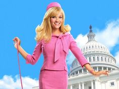 "According to Reese Witherspoon, """"Legally Blonde -- if and when it ever gets made -- might see Elle Woods making a play for the Oval Office. She and Hillary Clinton might be more alike than you think .Created by at PlayBuzz Legally Blonde 3, Elle Woods, Trivia Quiz, Who Said, Playbuzz, Reese Witherspoon, Quizzes, Aurora Sleeping Beauty, Disney Princess"