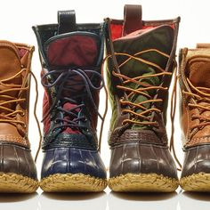 Our rollout of small batch L.L.Bean Boots continues - new winter boots are in!