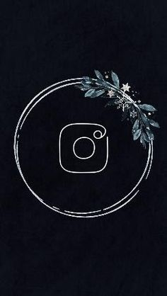 Instagram Logo, Instagram Design, Free Instagram, Instagram Story Ideas, Winter Instagram, Instagram Travel, Black Highlights, Story Highlights, Whatsapp Logo