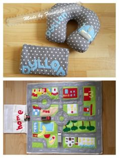 Car Playmat..Great gift ideas for your kids..and suitable for travelling keep your kids busy