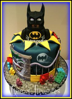 Lego Birthday Cakes That Will Blow Your Mind Lego Batman - Lego batman birthday cake