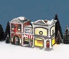 Dept. 56 Original Snow Village Center for the Arts