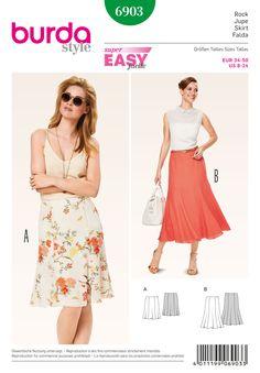 Simplicity Creative Group - Burda Style Skirts