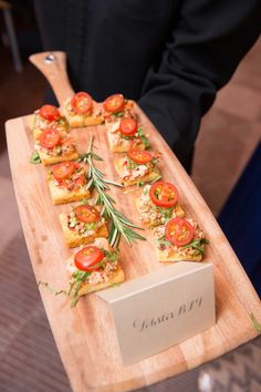Lobster BLT Appetizer   Photography: Abby Jiu Photography. Read More:  http://www.insideweddings.com/weddings/ballroom-wedding-with-classic-color-scheme-modern-catering-trends/827/
