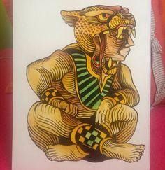Guerrero jaguar por Revost Art Pop, Jaguar Mexico, Jaguar Maya, Mexico Tattoo, Aztec Art, Peacock Art, Spirited Art, Mesoamerican, My Art Studio