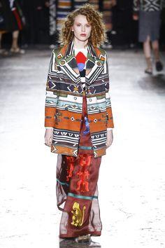 Stella Jean Fall 2016 Ready-to-Wear Fashion Show