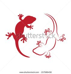 Find Vector Image Gecko On White Background stock images in HD and millions of other royalty-free stock photos, illustrations and vectors in the Shutterstock collection. Thousands of new, high-quality pictures added every day. Gecko Tattoo, Lizard Tattoo, Free Vector Images, Vector Free, Gaming Tattoo, Vinyl Crafts, Illustrations, Tattoo Drawings, Small Tattoos