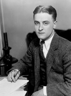 F. Scott Fitzgerald- It's hard to describe how much I admire his writing style. So effortlessly lyrical yet simultaniously very powerful. If I meet him when I die I'll probably die all over agian