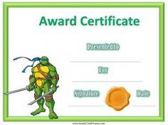 Dinosaur Award Certificates  Printable Certificates