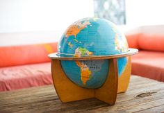 study geography in style:)