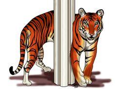 Jatinder Truthspeaker Tiger Shape by ProdigyDuck.deviantart.com on @DeviantArt