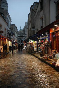 Place du Tertre, Paris 18eme