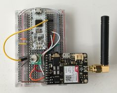 Devising the ultimate Ding Dong Ditch hack. #Atmel #Makers #Arduino #DIY