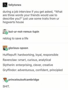 Job tips from Harry Potter Simple Life Hacks, Useful Life Hacks, Funny Life Hacks, School Life Hacks, Job Interview Tips, Job Interview Funny, Interview Answers, Job Interview Questions, Job Interviews