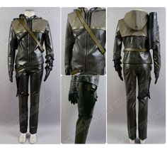 Arrow Oliver cosplay cool costume