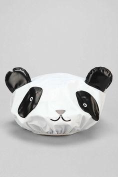 Panda Bear Shower Cap