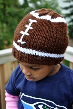 Faster Football Hat.  My boy will have to have this... Maybe my girl too!!