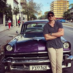 Sasha Roiz, Grimm, Cuba, Actors, Men, Instagram, Traveling, Handsome, Fashion