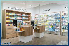 Farmacia Genis - Figueras (Spain) #Concep· #Interiordesing #design #style #interior #deco #farmacia #pharmacy
