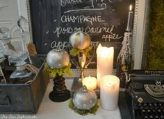 the poor sophisticate: Barn Falliday Decor