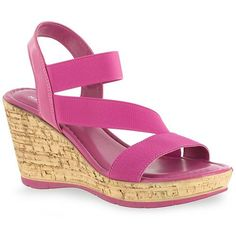Tuscany by Easy Street Piceno Women's Wedge Sandals