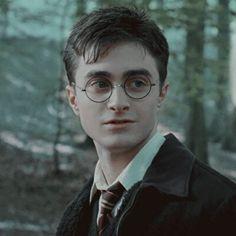 Harry - Hogwarts a History Harry James Potter, Phoenix Harry Potter, Daniel Radcliffe Harry Potter, Harry Potter Icons, Harry Potter Pictures, Harry Potter Aesthetic, Harry Potter Cast, Harry Potter Quotes, Harry Potter Movies