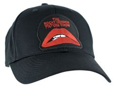 bc595b62b80c3 Rocky Horror Picture Show Hat Baseball Cap Alternative Clothing Cult Movie