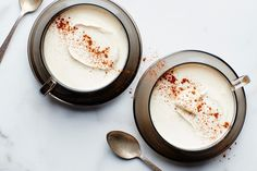 Cinnamon White Hot Chocolate