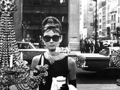 Audrey Hepburn szerepében……