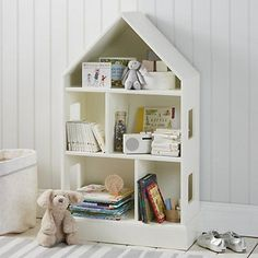 Classic House Bookcase | Classic Collection | Furniture Collections | The White Company UK