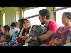 Kereta Api Prambanan Ekspres - Weekend List - YouTube