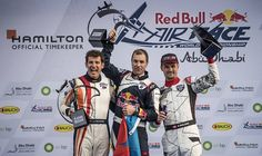 Red Bull Air Race 2017: Pódio surpresa em Abu Dhabi