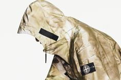 Stone Island Is Launching a Highly Limited Prototype Reflective Jacket: Only 100 were made. Bape, Workwear Fashion, Mens Fashion, Street Style Shop, Cool Jackets, Stone Island, Latest Street Fashion, Future Fashion, Editorial Fashion