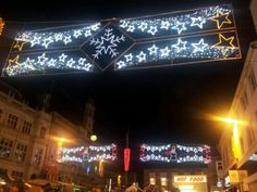 Loughborough lights