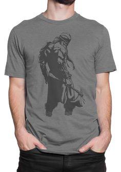 Agmundr the Warrior Short Sleeve T-shirt