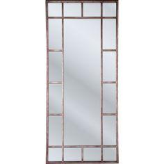 Window Leaner Mirror | Wayfair UK