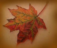 Leaf Tattoos And Designs-Leaf Tattoo Meanings And Ideas-Leaf Tattoo Gallery