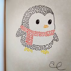 5. Pingüino . #jarsart #jartober2020 #penguin Penguins, Snoopy, Instagram, Fictional Characters, Art, Art Background, Kunst, Penguin, Performing Arts