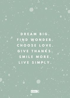 We love this inspiring quote: dream big & find wonder. Daily Quotes, Me Quotes, Motivational Quotes, Inspirational Quotes, Qoutes, Dream Big Quotes, Quotes To Live By, Mantra, Wonder Quotes