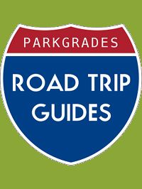 Road Trip Guides: Parks Along the Road.    With these guides from ParkGrades.com, it's easier than ever before to find a stopping place for a picnic, a place to stretch your legs, a playground for the kids to tire themselves out on, even a dog park!