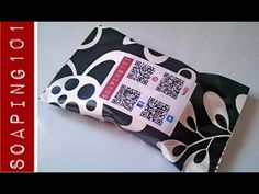 Here is an easy + customizable soap packaging idea, the paper pouch. A quick video from our 2 minute tut series.  Visit our website for more ideas: http://www.soaping101.com