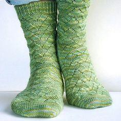 Ravelry: Monkey Socks pattern by Cookie A