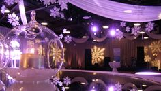 Theme from Jak  Event design