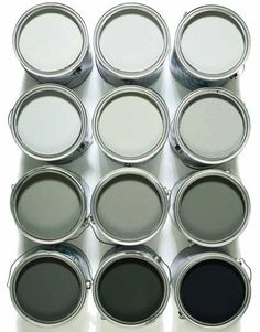 Love gray. #paint